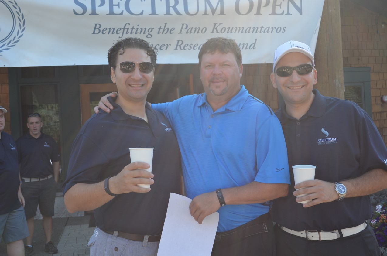 Spectrum Open 2014 Photo